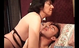 Mature slut on every side sexy sulky nylons