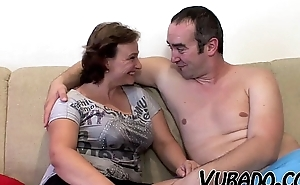 AMATEUR Sexual intercourse Hard by Matured COUPLE !!
