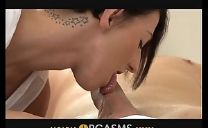 Orgasms Short-hair student loved