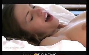 Orgasms Unmitigated lesbians obtain passionate