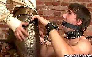 Mistress wrecks femdom ass