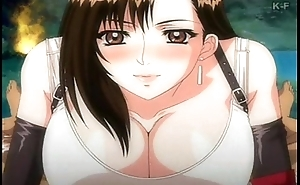 Final Castle in the air VII: Tifa'_s Fellatio [Spanish FanSub]
