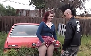 Mediocre with respect to big tits with the addition of fat ass wants to get drilled