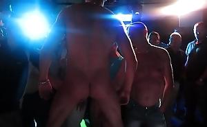 Gay Porn Public sexual connection party