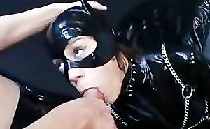 Fucking Catwoman