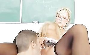 Milan Summer Bonks her Student