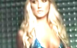 Brooke Hogan FHM Shoot