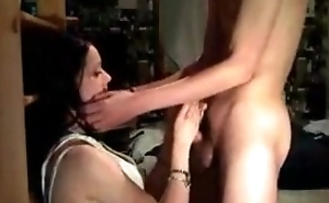 sister and her boyfriend fucking