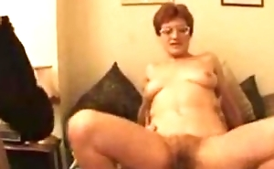 French Mom fucked overwrought two guys