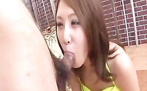 Cutie Japanese Blowjob