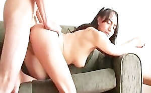 Latina chick similar how good she is hither riding a cock