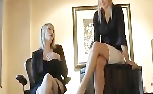 Hypnotic Silky Legs (Leg Paramours Dream)