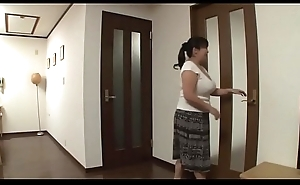 Japanese mother fucks lass