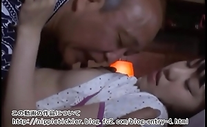 Granddaughter forced by her own grandfather :http://nippletickler.blog.fc2.com/blog-entry-4.html
