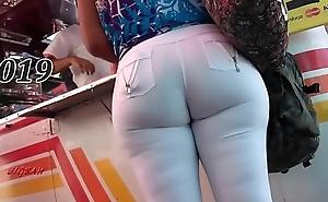 Genuine Contraband Rabuda Bunduda Bucetona Butt Voyeur Culona Pawg BBW 011-020