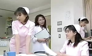 Nurse acquires fucked by holder