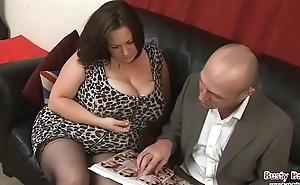 Big Tits Mature Roxy J Gets Drilled