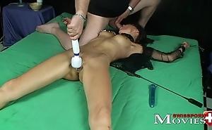 Markswoman Model Eva used as a Sex-Slave in Z&uuml_rich